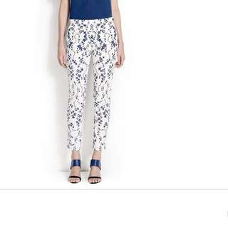 White Dahlia Trousers by the Canvas Collection
