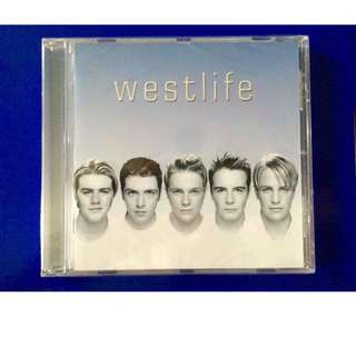 "Westlife - ""Westlife"" (Self-titled Album) CD"