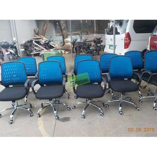 KHOMI FURNITURE SHOP - 898 MESH with armrest - office chair