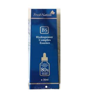 Brand New Fresh Nation b5 hydropower complex essence