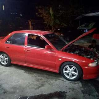 Wira Sedan