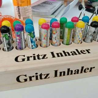 READY STOCK💕GRITZ AROMATHERAPY NHALERS.  Processing proceed upon full payment received via bank transfer