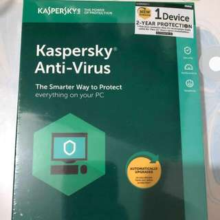 Kaspersky 1 Device Anti Virus