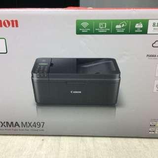 BRAND NEW:Canon Printer - PIXMA MX497