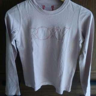 Kaos Tangan Panjang Roxy