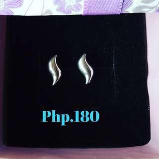 Silver Earrings (Stud)