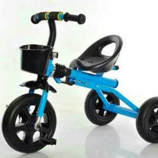 Foldable Tricycle
