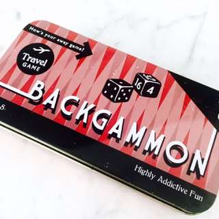 Mini Backgammon