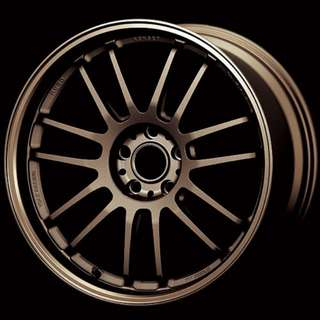 Volks racing re30 18x8jj