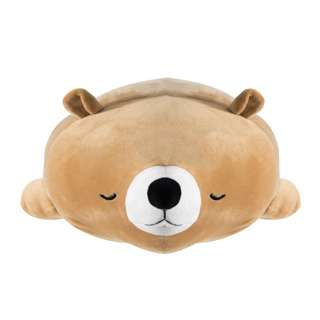 2in1 Sleeping Bear Travel Pillow with Blanket