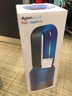 Dyson Pure Hot+Cool Link 三合一風扇空氣清新機HP03 鐵藍色