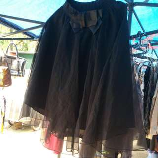 Organdi Skirt