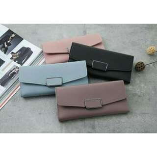 Women's 3-Fold Wallet