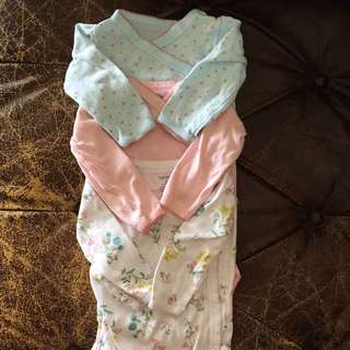 Carter's Kimono Sleep Onesie