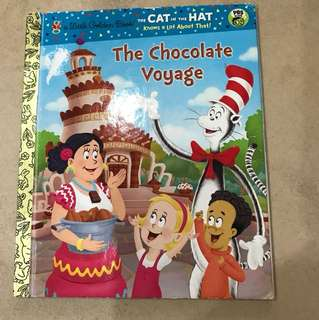 The Chocolate Vogage - the Cat in the Hat