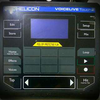 Tc Helicon Voice Live 2