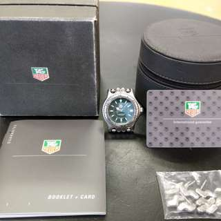 Tag Heuer Men's SEL Watch WG1119