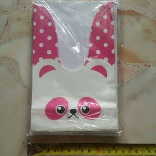 Cute Bunny Carrier Bags