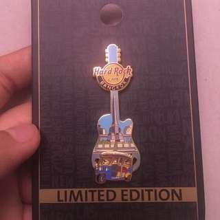 Hard Rock Cafe Bangkok Limited Edition Guitar Tuk Tuk Pin