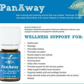 Panaway 5ml essential oil