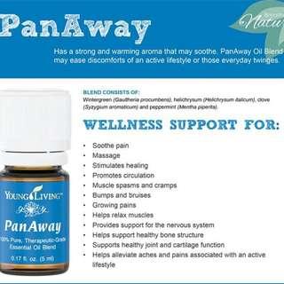 Panaway 5ml essential oil