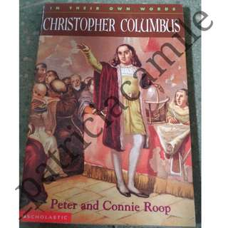 CHRISTOPHER COLUMBUS by Peter and Connie Roop