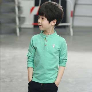 Long Sleeves Shirts for Kids