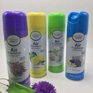 Air Freshener Natural Breeze