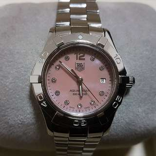 Tag Heuer Ladies Aquaracer MOP WAF141A