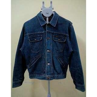 Vintage Wrangler Lot 111 MJ Western Jacket (Original ®) Selvedge Jeans