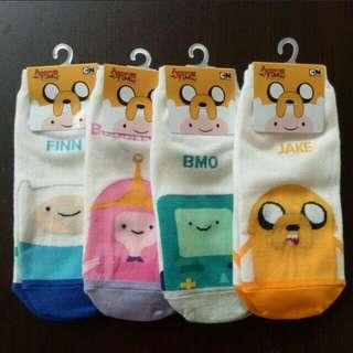Adventure Time Sock Set