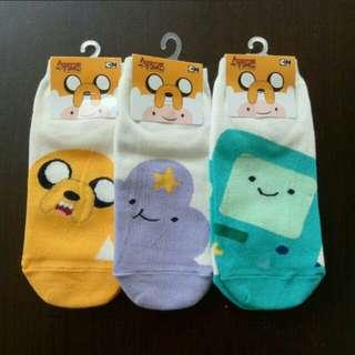 Sale Adventure Time Sock Set 2