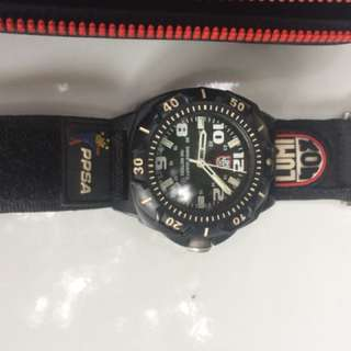 Luminox ppsa watch