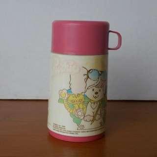 Vintage Mattel Poochie ALLADIN Water Bottle