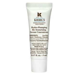 Kiehl's Hydro-Plumping Re-Texturizing Serum Concentrate 5ml