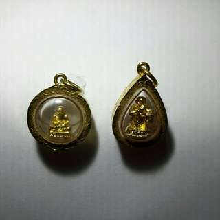 Amulet (Thai gold )