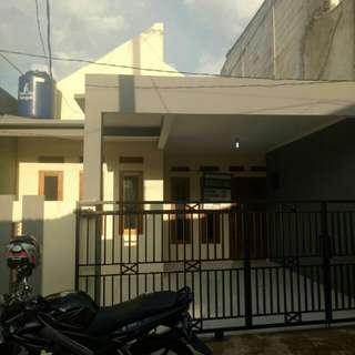 Dijual Rumah Bangunan Baru di Ciledug Tangerang