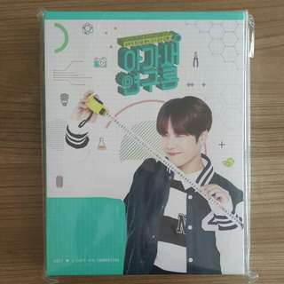 GOT7 4th Fan Meeting - Jackson Study Kit