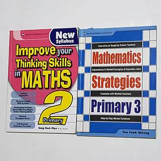 1 book : P2 P3 EPH Mathematics