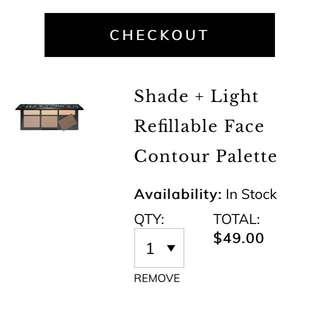 Kat Von D Shade + Light Powder Contour Palette