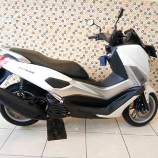 Yamaha Nmax KM Low th 2016