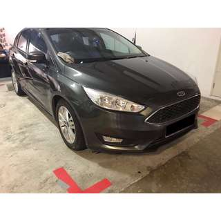 Ford Focus No Deposit P-Plate Car Rental! 98000933 Commonwealth