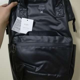 Authentic Anello Waterproof Backpack