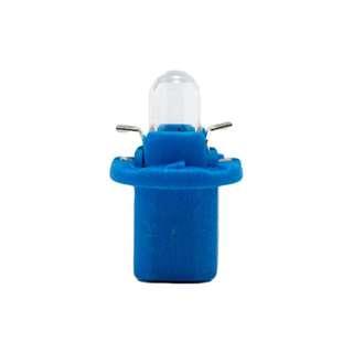 Panel Bulb B8.5D With Holder 12V 1.2W Blue Housing