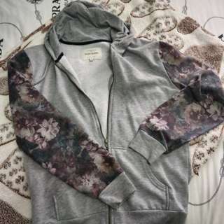 River Island Floral Athletic Jacket