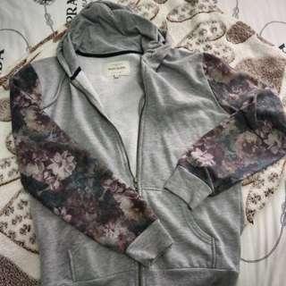 River Island Floral Athletic Jacket
