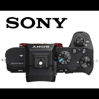 Sony A7ll Body Only