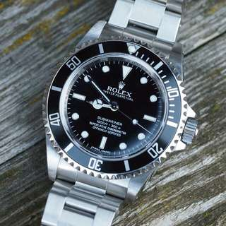 Want to buy rolex no date 14060 / 14060m