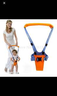 free postage baby infant toddler harness baby walker