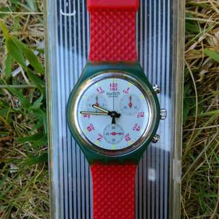 Swatch Chrono (SCN103)